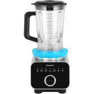Panasonic MXZX1800SXC, 1.8L High Speed Blender with Ice Pack Attachment - Aluminium/Black, fig. 1