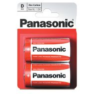 Panasonic R20R-2BP, D Size Battery, fig. 1