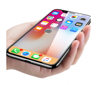 ​Tempered Glass | Screen Protector for iPhone X / 6 / 7 / 8 Plus GLASS, fig. 2