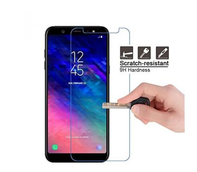Galaxy A6 2018 Screen Protector, Galaxy A6 2018 Tempered Glass, fig. 1