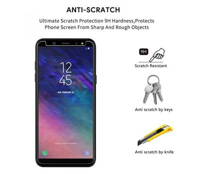 Galaxy A6 2018 Screen Protector, Galaxy A6 2018 Tempered Glass, fig. 4