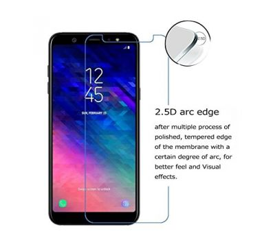 Galaxy A6 2018 Screen Protector, Galaxy A6 2018 Tempered Glass, fig. 6