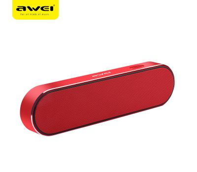 Bluetooth speakers 2000mAh 3.7V unbreakable AUX bluetooth speaker aluminum, fig. 6