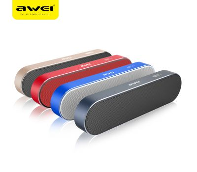 Bluetooth Speaker AWEI Y220 Easy Metal Portable, fig. 1