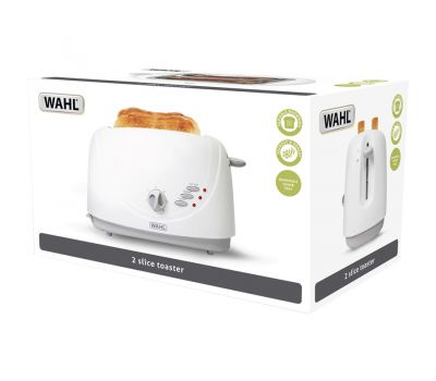 Wahl ZX515, 2 Slice Toaster - White, fig. 2
