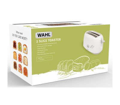 Wahl ZX515, 2 Slice Toaster - White, fig. 3